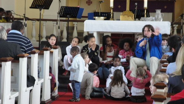 American Protestant Church - Kids